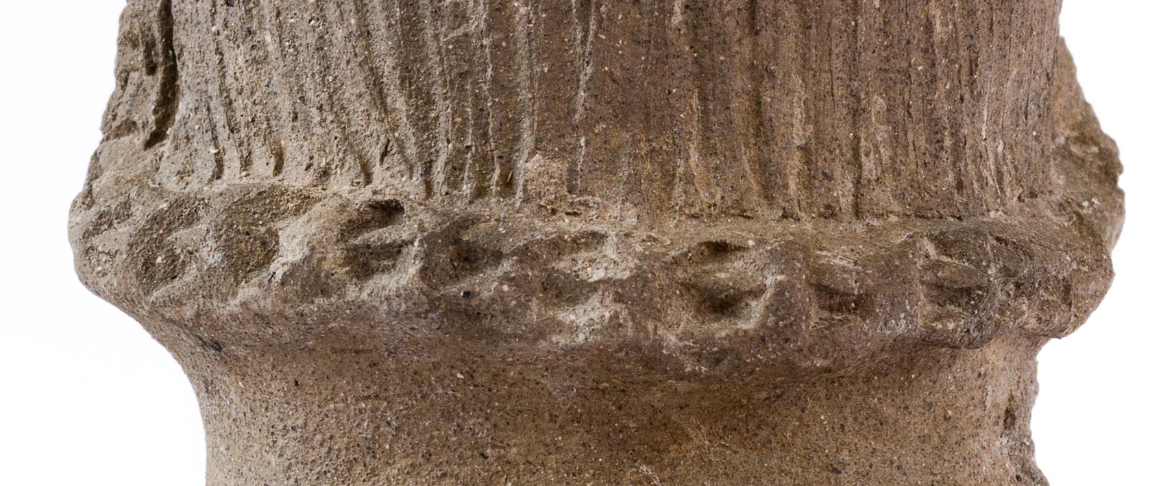 Judenaquamanile Krems-Detail