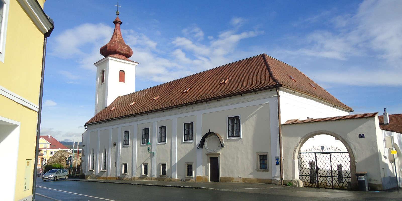 Bürgerspital Horn, 17. Jh. Foto: S. Pichlkastner